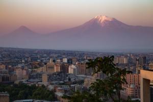 Erevan - Mont Ararat