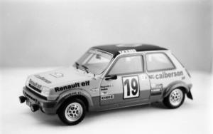 Renault 5 Groupe 2